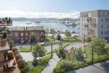 Tornstaden sjösätter bostadsprojekt i Rindö Hamn