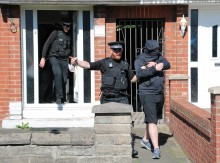 Eight people arrested as part of investigation into a suspected drug supply conspiracy in South Sefton
