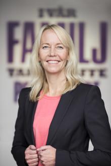 Kathrine Löfberg får kungens medalj