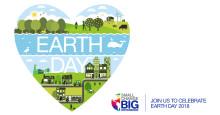 Kannamme kortemme kekoon maailman hyväksi – Earth Day 22.4.2018