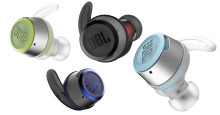 Bliv helt fri for irriterende kabler med den seneste serie af exceptionelle in-ear hovedtelefoner fra JBL®