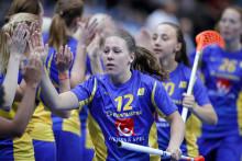Total dominans av Sveriges damer i Finnkampen