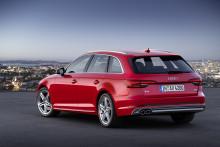 Ny Audi A4 – fireren som nummer ét