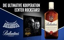 The BossHoss katapultiert Ballantine's in die Rock Liga