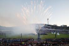Gothia Cup-invigningen förenade världen på Ullevi