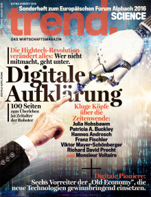 """Richard David Precht und Karl-Heinz Land im Doppelinterview: """"Es könnte bald ernsthaft krachen"""""""