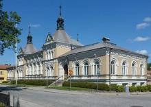 Gamla tingshuset i Lindesberg blir byggnadsminne