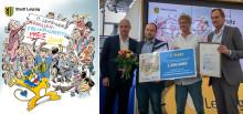 Ausgezeichnet! 2. Platz für die Elternhilfe beim Familienfreundlichkeitspreis der Stadt Leipzig