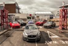 Fremtidens elbiler fra Jaguar Land Rover skal bygges i England