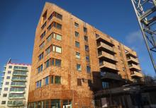 HSB bygger 130 nya lägenheter i Sundbyberg