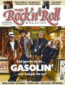 Ny musiktidning –  Nostalgia Rock'n'Roll Magazine!