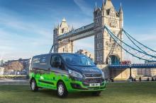 Ford bude v Londýně zkoušet nové užitkové plug-in hybridy, které mohou přispět ke zlepšení kvality ovzduší