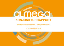 Kortversion Almegas Konjunkturrapport november 2016