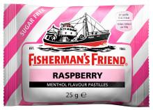 Klassiska Fisherman's Friend utökar sitt sortiment med Raspberry