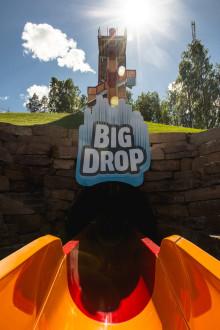 Premiär för Big Drop