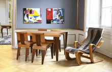 Ikoniske Isokon-møbler under hammeren