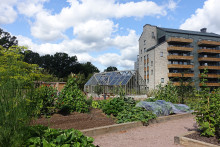 Assemblin bidrog till unikt hållbart bostadsområde