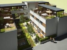 Nye boliger på Rødovrevej