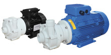 Tapflo announces new plastic centrifugal pump for aggressive liquids containing solid particles