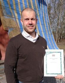 Årets Initiativtagare utsedd inom Retursystem Byggpall
