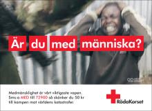 Kamp och medmänsklighet i Röda Korsets vinterkampanj