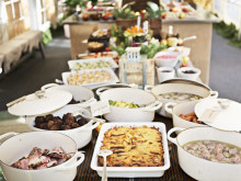 Restaurang Långa Raden bjuder in till klassiskt julbord i historisk miljö