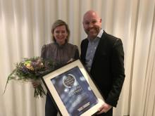 Svenssons i Lammhult utsedda till Årets marknadsförare 2016