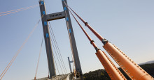 Svevia utför världsunikt brounderhåll på Tjörnbron