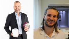 Pressinformation från Almi Halland: Två halmstadsföretag vinner uppfinnarpris till Alfred Nobels minne