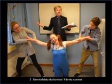 """Grattis klass 6 från Brokindskolan i Linköping! Ni vann fototävlingen """"Väsnas för dina rättigheter"""""""