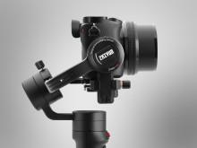 Zhiyun CRANE M2 nowy stabilizator typu all-in-one o wyjątkowej wszechstronności i kompaktowej konstrukcji.