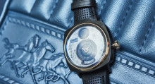 Vielleicht eine Geschenkidee? High-End-Armbanduhren aus Teilen schrottreifer Ford Mustang-Altfahrzeuge