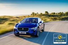 Fem stjerner til Jaguar I-PACE
