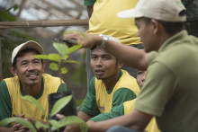 Cocoa Life Empowers Cocoa Farmers and Communities in Indonesia