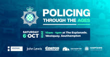 Event Alert: Policing Through the Ages 2018 comes to Southampton