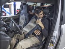 A Ford és a Virginia Tech. olyan jelzéseket fejleszt, amelyekkel az önvezető autók kommunikálhatnak az emberekkel