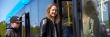 Nöjda kunder sätter rekord i bussresande i Trollhättan och Vänersborg