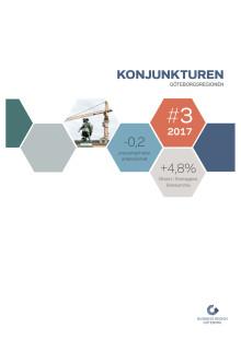 Konjunkturrapport Q3 från Business Region Göteborg