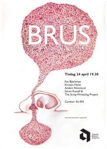 Brus 24 april - Curator SU-EN