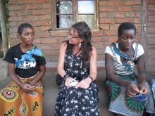 """""""Malawis flickor rörde mitt hjärta"""""""