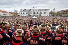 Vi firar Växjö Lakers SM-guld