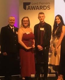 Basingstoke Community Court wins national award