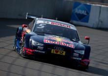 Dubbla segrar för Audi på Norisring men tung helg för Mattias Ekström.