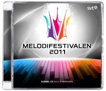 Melodifestivalskivan har sålt guld på Statoil