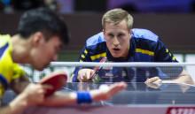 Truppen till European Games, bordtennis