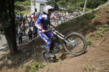 Kenichi Kuroyama Finishes as Vice-Champion at FIM Trial-E Cup