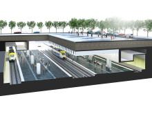 Eitech installerar Centralen, en betydande etapp av Västlänken i Göteborg och ett uppdrag värderat till ca 570 MSEK