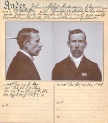 Historisk filmstund med Richard O´borg på Polismuseet