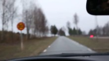 Sveriges största syntest visar att var sjätte bilist är en trafikfara – se filmen som visar varför