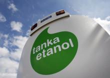 Världens första verifierat hållbara etanol till Sverige